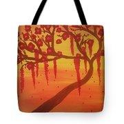 Tree Of Desire Tote Bag