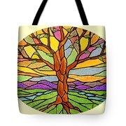Tree Of Grace 2 Tote Bag