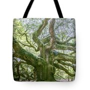 Tree Of History Tote Bag