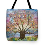 Tree Of Life #1 Tote Bag