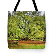 Tree Of Life 2 - Paint  Tote Bag