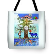 Tree Of Life #5 Tote Bag