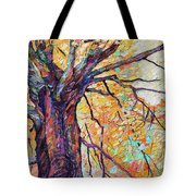 Tree Of Life And Wisdom   Tote Bag