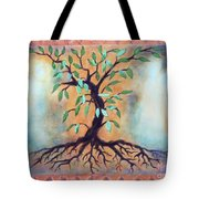 Tree Of Life Tote Bag by Kathy Braud