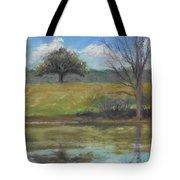 Tree Of Life Landscape Tote Bag