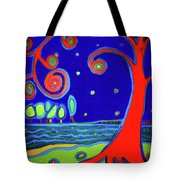 tree of life Manchester-by-the-sea Tote Bag
