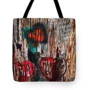 Tree Of Love 1 Tote Bag