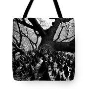 Tree Of Thorns B Tote Bag