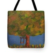 Tree Of Youth Tote Bag