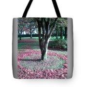 Tree Ring Tote Bag