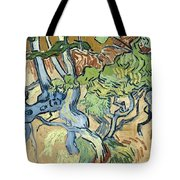Tree-roots Tote Bag