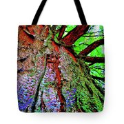 Tree Skin Tote Bag