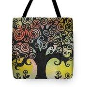 Tree Song Tote Bag