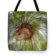 Tree Spray Tote Bag