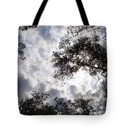 Tree Swirl Tote Bag