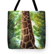 Tree Top Browser Tote Bag