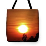 Tree Topper Tote Bag
