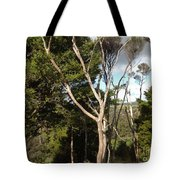 Tree Tops And Beyond Tote Bag