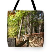 Tree Trail Tote Bag