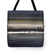 Tree Twins Tote Bag