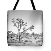 Tree Valley Tote Bag