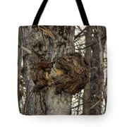 Tree Wart Tote Bag
