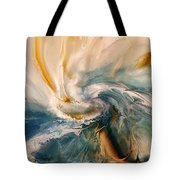 Tree Wind Tote Bag