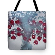 Tree With Balls Eight Tote Bag