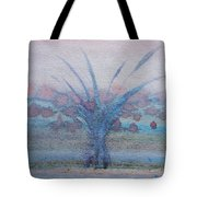 Tree With Balls Four Tote Bag