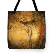 Tree Within A Tree Tote Bag