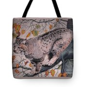 Treed Tote Bag by John Huntsman