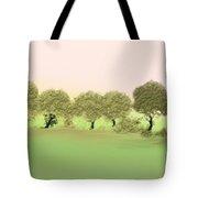 Treeline Tote Bag