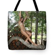 Trees 347 Tote Bag