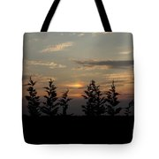 trees and West Tote Bag