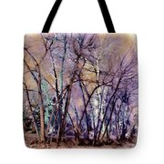 Trees Are Poems That The Earth Writes Upon The Sky Tote Bag