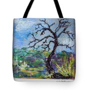 Tree's End Tote Bag