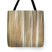 Trees Ethereal Thicket Tote Bag