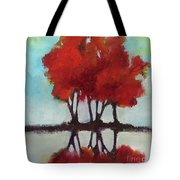 Trees For Alice Tote Bag by Michelle Abrams