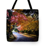 Trees In Japan 1 Tote Bag