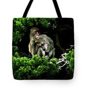 Trees In Japan 10 Tote Bag
