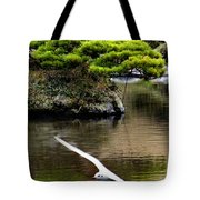 Trees In Japan 14 Tote Bag