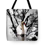 Trees In Japan 6 Tote Bag
