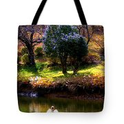 Trees In Japan 8 Tote Bag