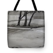 Trees In The Park Tote Bag