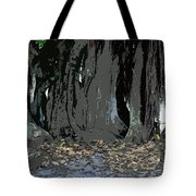 Trees Of The Banyan Tote Bag