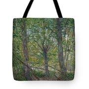 Trees Paris, July 1887 Vincent Van Gogh 1853  1890 Tote Bag