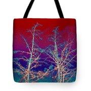 Treetops 4 Tote Bag