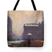 Tremont And Boylston Streets, Boston Tote Bag