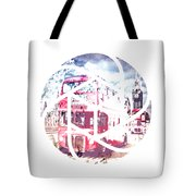 Trendy Design London Red Buses  Tote Bag