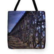 Tressel From The East Tote Bag